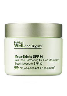 Origins Dr. Andrew Weil for Origins™ Mega-Bright SPF 30 Oil-Free Moisturizer