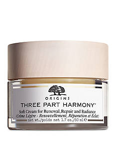 Origins Three Part Harmony™ Soft Cream For Renewal, Replenishment And Radiance