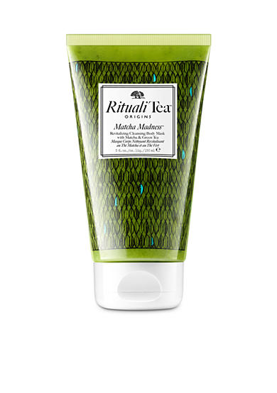 Origins RitualiTea™ Matcha Madness™ Revitalizing Cleaning Body Mask with Matcha & Green Tea