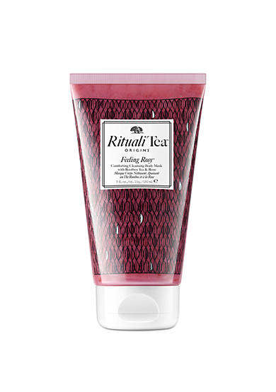 Origins RitualiTea™ Feeling Rosy™ Comforting Cleansing Body Mask with Rooibos Tea & Rose