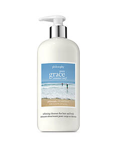 philosophy pure grace summer conditioning cleanser for hair & body