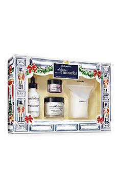 philosophy H16 ANTI-AGING HOLIDAY NEW CELEBRATE YOUR MORNING MIRACLES