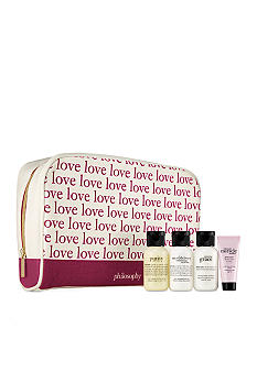 Receive a free 5-piece bonus gift with your $35 Philosophy purchase
