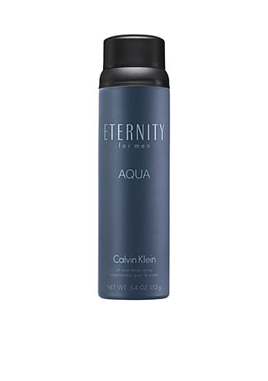 Calvin Klein Fragrances Eternity for men Aqua Body Spray