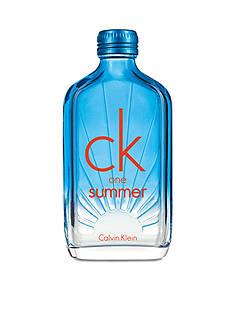 Calvin Klein Fragrances One Summer Eau de Toilette