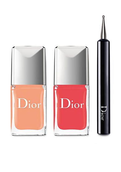 Dior Vernis Polka Dots -Limited Edition Colour & Dots Manicure Kit