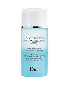 Dior Instant Eye Makeup Remover Sensitive Eyes