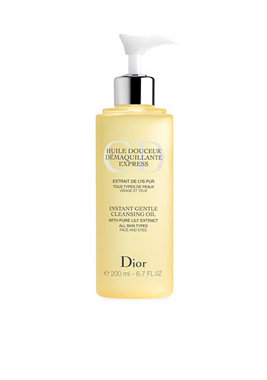 Dior Instant Gentle Cleansing Oil All Types of Skin