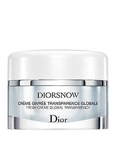 Dior Diorsnow Fresh Creme Global Transparency