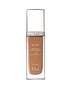 Diorskin Nude Skin-Glowing Makeup With Sunscreen Broad Spectrum SPF 15 Makeup