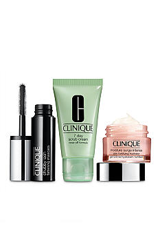 Receive a free 3-piece bonus gift with your $50 Clinique purchase