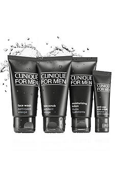 Clinique For Men Great Skin To Go (Normal to Dry Kit)