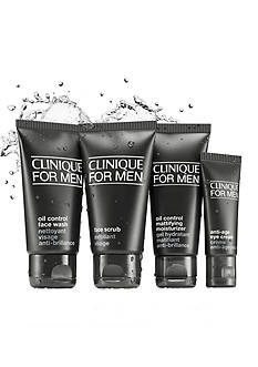 Clinique For Men Great Skin To Go (Normal to Oily Kit)