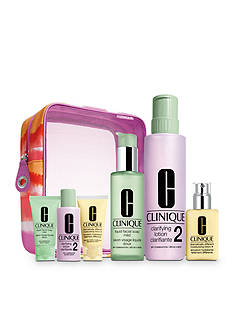 Clinique Great Skin Home & Away Skin Type 1/2