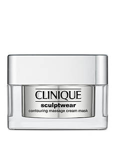 Clinique Sculptwear Contouring Massage Cream Mask