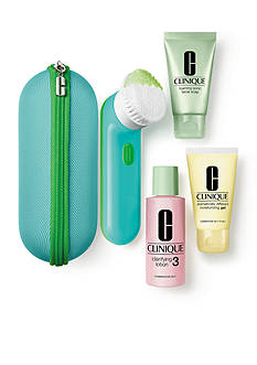 Clinique Clean Skin, Great Skin Set For Oilier Skins