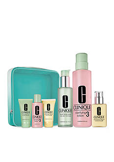 Clinique Geat Skin Everywhere 3-Step Set (Skin Type III/IV)