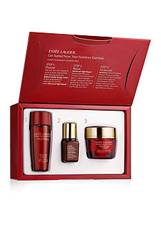 Estée Lauder Get Started Now. Nutritious Essentials: Your Targeted Solutions