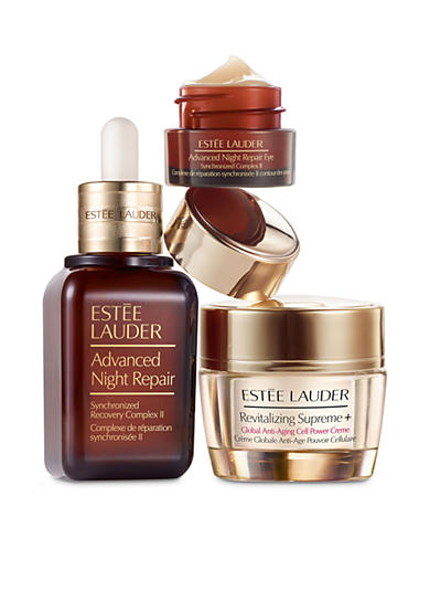 Estée Lauder Global Anti-Aging with full-size Advanced Night Repair