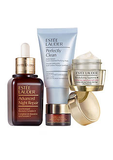 Estée Lauder Global Anti-Aging Repair Serum + Moisturizer = Beautiful Skin