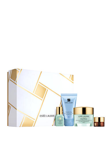 Estée Lauder Even Skintone Essentials with full-size DayWear
