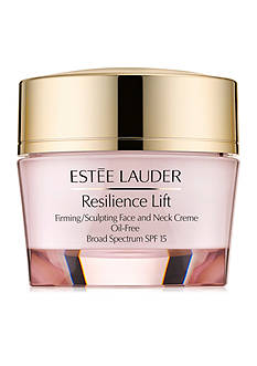 Est&#233;e Lauder Resilience Lift Firming/Sculpting Face and Neck Creme Oil-Free Broad Spectrum SPF 15<br>