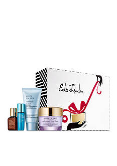 Estée Lauder Anti-Wrinkle Essentials: Includes Full-Size Advanced Time Zone Creme SPF 15