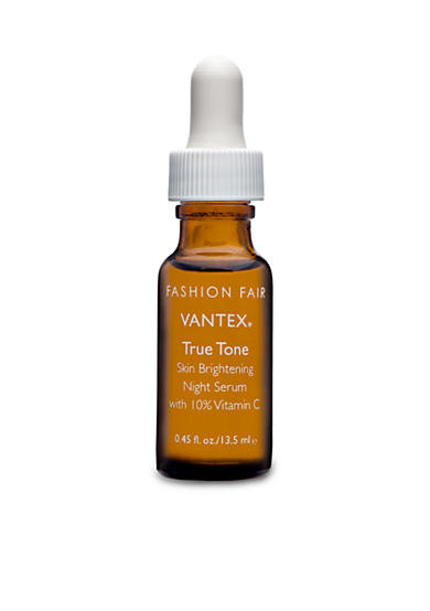 Fashion Fair True Tone Skin Brightening Night Serum With Vitamin C