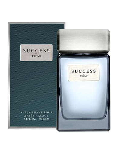 Donald Trump Success by Trump After Shave