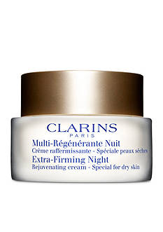 Clarins Extra-Firming Night Rejuvenating Cream Special for Dry Skin