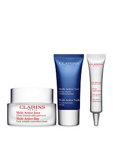 Clarins Multi-Active Wrinkle Correcting Solutions Kit