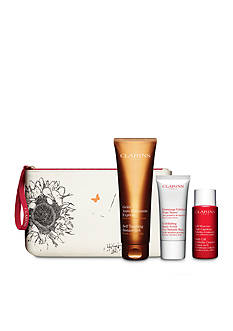 Clarins Self Tanning Set