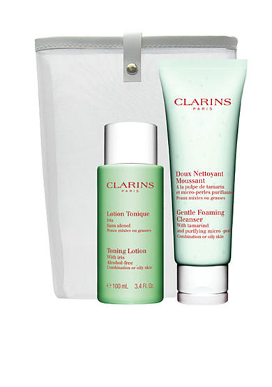 Clarins Cleansing Duo for Oily Skin