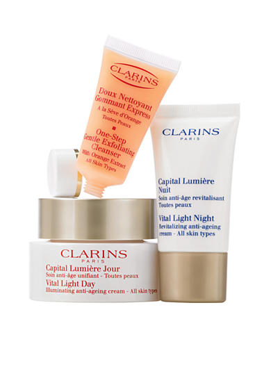 Clarins Vital Light Age-Defying Solutions