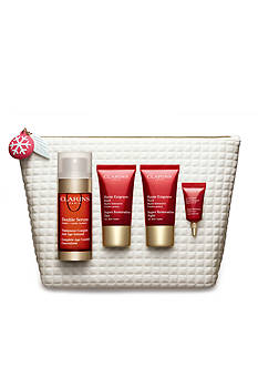 Clarins Double Serum & Super Restorative Essentials 4-Pc. Set