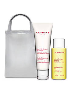 Clarins Cleansing Duo for Normal or Combination Skin