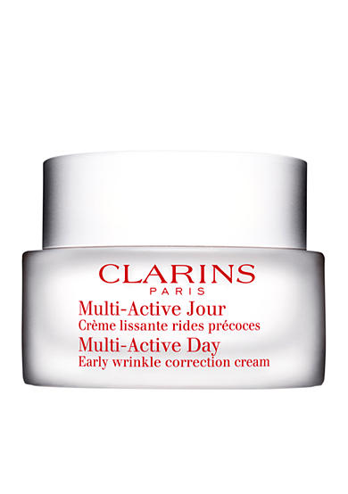 Clarins Multi-Active Day Early Wrinkle Correction Cream For All Skin Types
