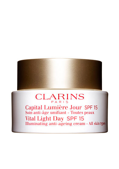 Clarins Vital Light Day Cream with SPF 15 - All Skin Types