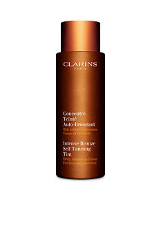 Clarins Intense Bronze Self Tanning Tint For Face and Décolleté