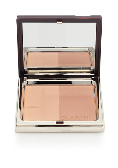 Clarins Duo SPF 15 Mineral Bronzing Powder Compact<br>