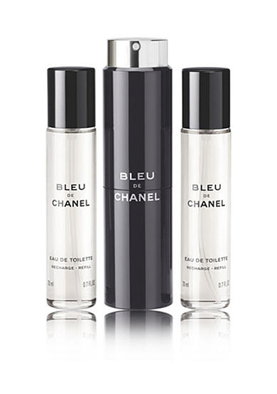 CHANEL <br/>BLEU DE CHANEL <br/> Eau De Toilette Refillable Travel Spray