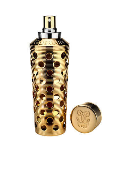 Guerlain Jicky Eau de Toilette Gold Canister Refillable Spray