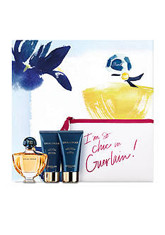 Guerlain Shalimar Gift Set with Chic Pouch