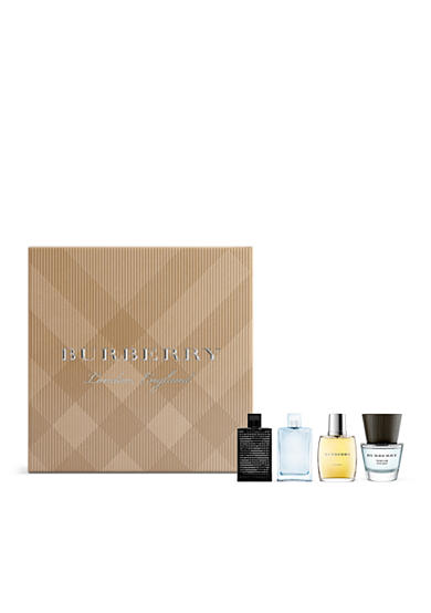 Burberry Miniature Coffret