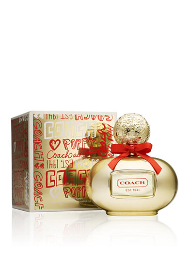 COACH POPPY LIMITED EDITION METALLIC EAU DE PARFUM
