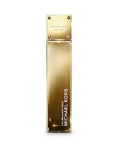Michael Kors 24K Brilliant Gold Eau de Parfum, 3.4 oz
