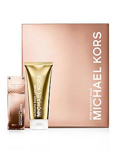 Michael Kors Rose Radiant Gold Gift Set