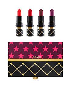 MAC Nutcracker Sweet Red Lipstick Kit