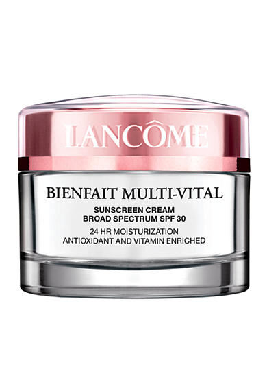 Lancôme Bienfait Multi-Vital SPF 30 Cream High Potency Daily Moisturizing Cream