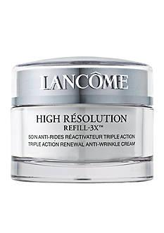 Lancôme HIGH RES 3X FACE 1.7